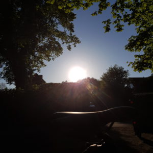 Sonne in Tangstedt